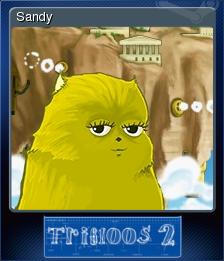 Tribloos 2 Card 7