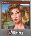Villagers Foil 1