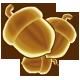 Acorn Assault Rodent Revolution Badge 4