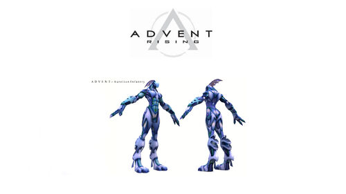 Advent Rising Artwork 01