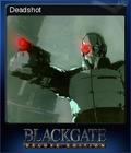 Batman Arkham Origins Blackgate Card 4