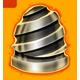 Cannon Brawl Badge 5
