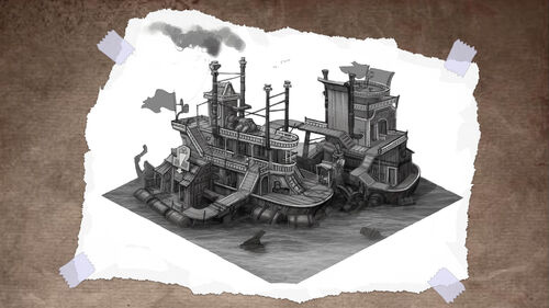 Chaos on Deponia Artwork 8