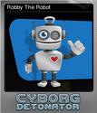 Cyborg Detonator Foil 7
