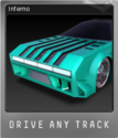 Drive Any Track Foil 2