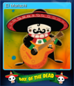 Forgotten Tales Day of the Dead Card 02