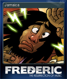 Frederic Resurrection of Music Card 2