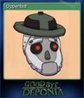 Goodbye Deponia Card 2