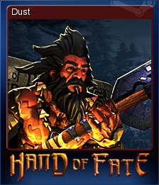 Hand of Fate Card 1