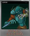 Heroes & Legends Conquerors of Kolhar Foil 5