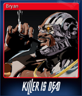Killer is Dead Card 2