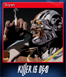Killer is Dead Card 2