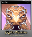 Mythic Wonders The Philosopher's Stone Foil 5