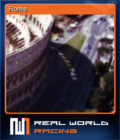 Real World Racing Card 3