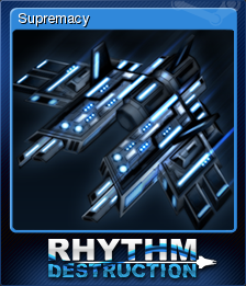 Rhythm Destruction Card 1