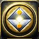 Sol Survivor Badge 4 Colonel