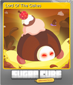 Sugar Cube Bittersweet Factory Foil 2
