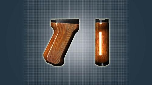 World of Guns Gun Disassembly Artwork 13