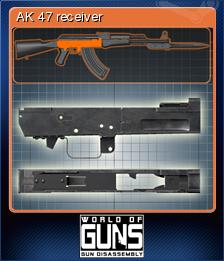 World of Guns Gun Disassembly Card 14
