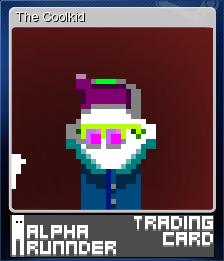 Alpha Runner Card 4