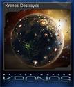 Battle Worlds Kronos Card 7