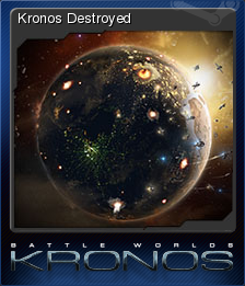 Battle Worlds Kronos Card 7
