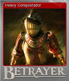 Betrayer Foil 4