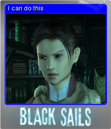 Black Sails - The Ghost Ship Foil 2