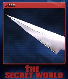 Blade (The Secret World)