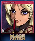 Blade Kitten Card 02