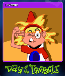 Day of the Tentacle Remastered Card 2