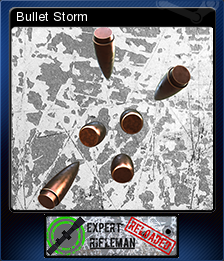 Expert Rifleman - Reloaded Card 2