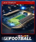 FX Football Card 5