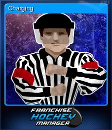 Franchise Hockey Manager 2014 Card 3