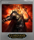 Guardians of Middle-earth Foil 6
