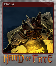 Hand of Fate Foil 6