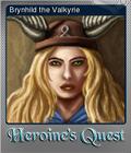 Heroines Quest The Herald of Ragnarok Foil 5