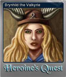 Heroines Quest The Herald of Ragnarok Foil 5