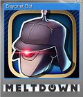 Meltdown Card 02 Foil
