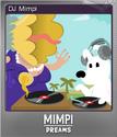 Mimpi Dreams Foil 3