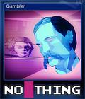 NO THING Card 1