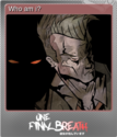 One Final Breath Episode One Foil 4