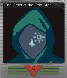 Papers, Please - The Order of the Ezic Star | Steam Trading Cards ...
