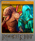 Rooks Keep Card 02 Foil