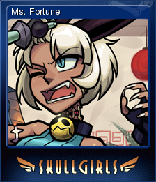 Skullgirls Card 05
