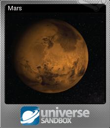 Universe Sandbox Foil 2