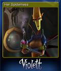 Violett Card 6