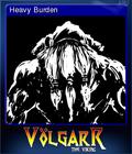 Volgarr the Viking Card 1