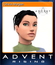 Advent Rising Card 10