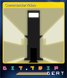 BIT.TRIP BEAT Card 4